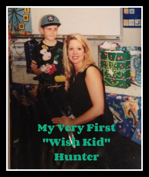 Christie and Hunter Archer FIRST wish kid Edited