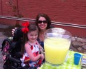 Haley and Christie Lemonade Stand