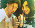 thompson square baby announcement