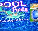 Aloha Pools & Spas Pool Party Sweepstakes Graphics- DL